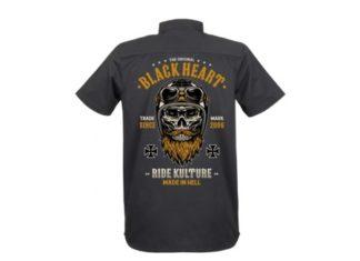 koszule w sklepie motocyklowym