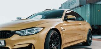 Wymiana oleju w BMW